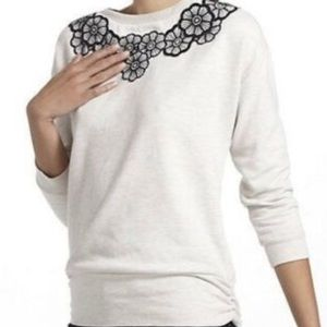 Saturday Sunday sweat shirt from Anthropologie sm